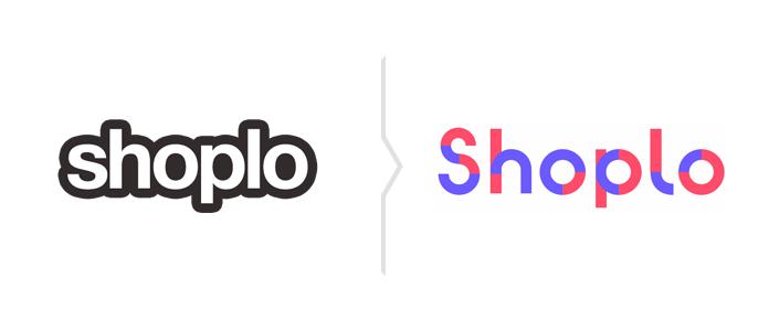 Nowe logo Shoplo - rebranding