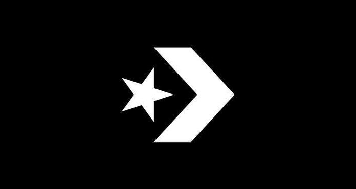 Symbol Converse z nowego logo