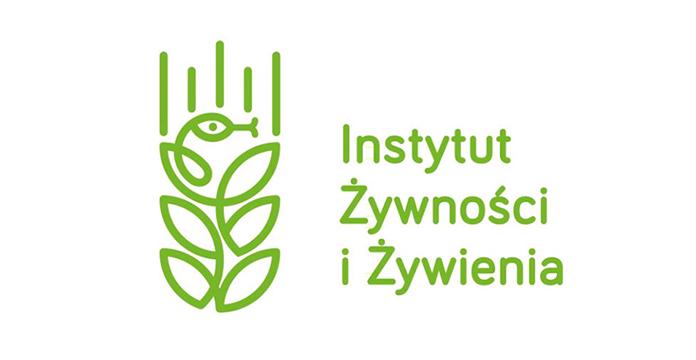 Nowe logo Instytutu Żywności i Żywienia
