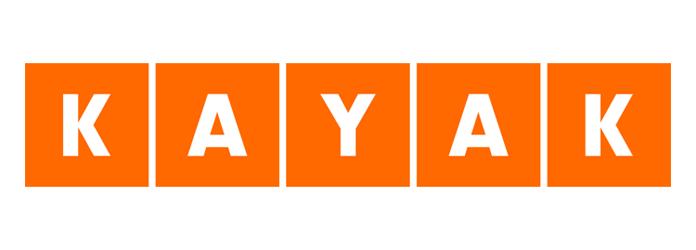 Nowe logo Kayak