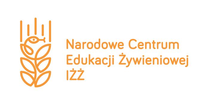 Nowe logo Narodowego Centrum Edukacji Żywieniowej