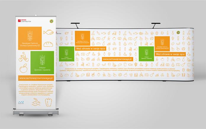 Narodowe Centrum Edukacji Żywieniowej - rebranding