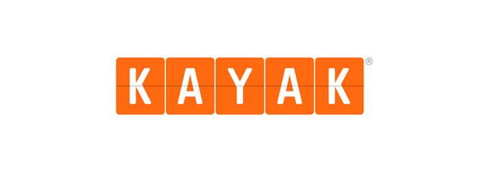 Dotychczasowe logo Kayak