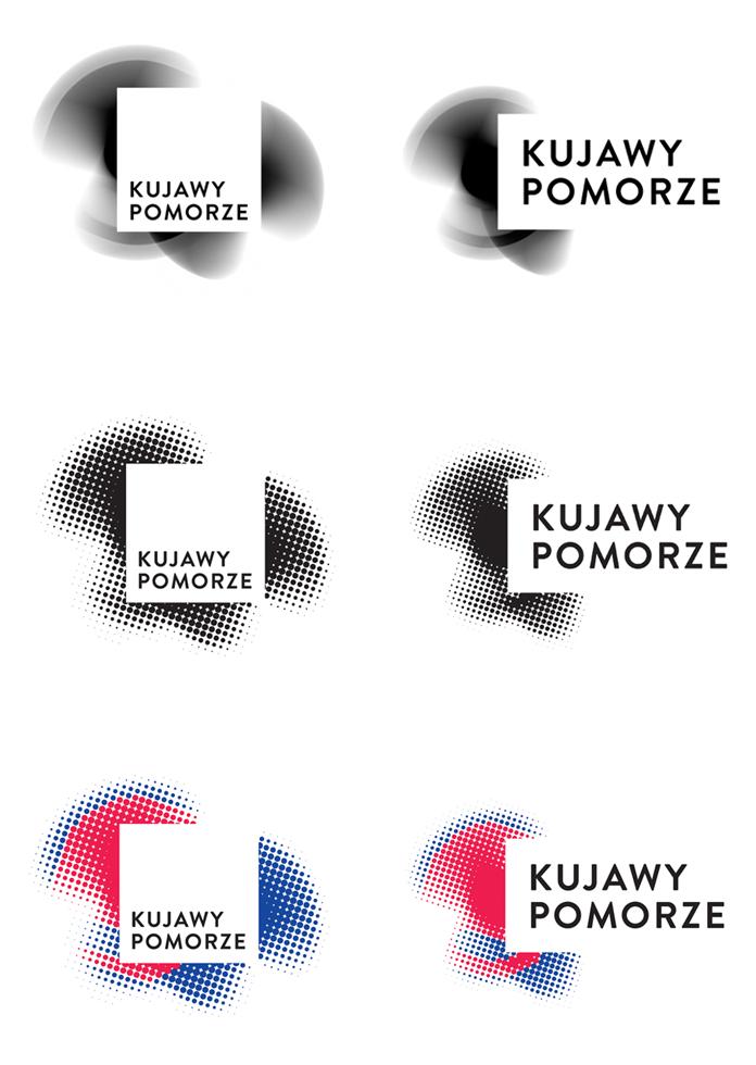 Wersje uzupełniające logo województwa