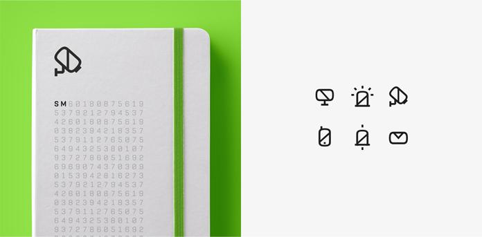 Piktogramy nowej identyfikacji SM Protect