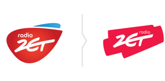 Radio Zet - rebranding i nowe logo