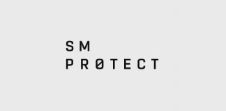 Branding - nowe logo SM Protect