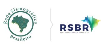Nowe logo Rede Sismográfica Brasileira - rebranding
