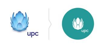 UPC rebranding - Stare i nowe logo firmy