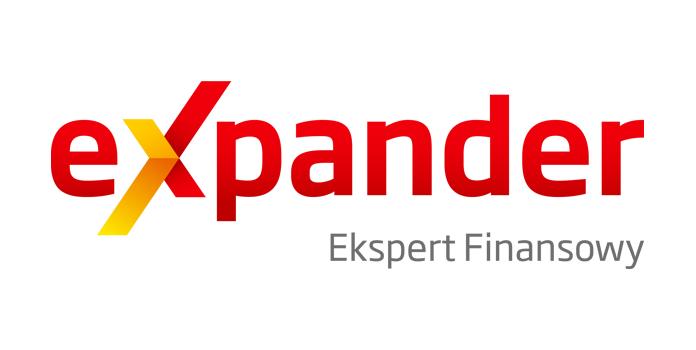 Nowe logo Expandera - wersja podsatwowa