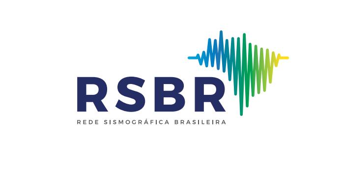 Nowe logo Rede Sismografica Brasileira - rebranding