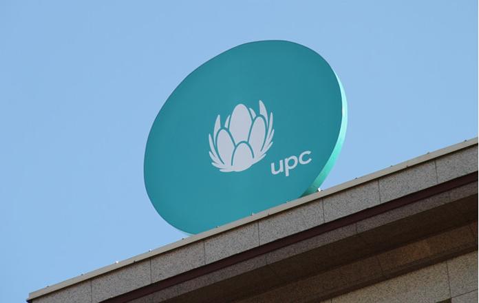 Rebranding UPC - nowe logo