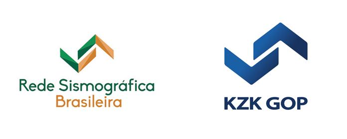 Porównanie logo KZK GOP i propozycji nowego logo RSBR