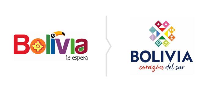 Boliwia zmienia logo - rebranding kraju
