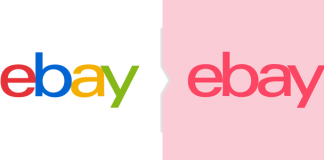 Rebranding Ebay - nowe logo marki 2017