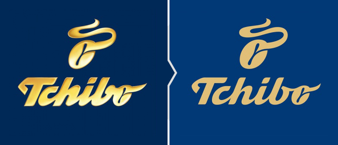 Lifting Tchibo - nowe logo