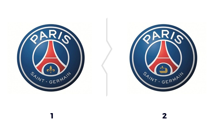 Logoquiz - Paris Saint-Germain