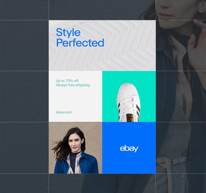Siatka konstrukcyjna Ebay - przestrzeń