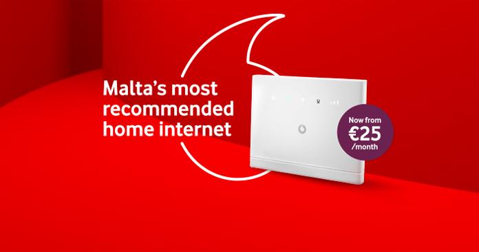 Nowa identyfikacja wizualna Vodafone