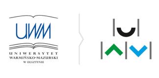 Rebranding - nowe logo Uniwersytetu Warmińsko-Mazurskiego