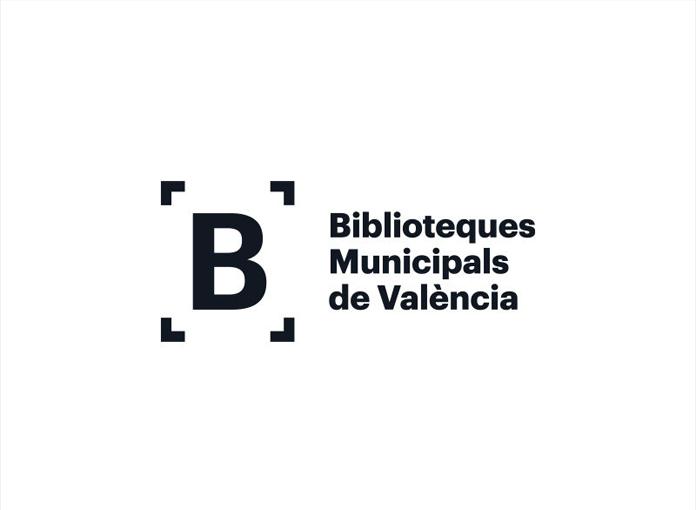 Nowe logo miejskich bibliotek Walencji