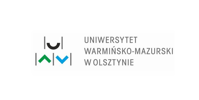 Nowe logo UWM - wersja pozioma