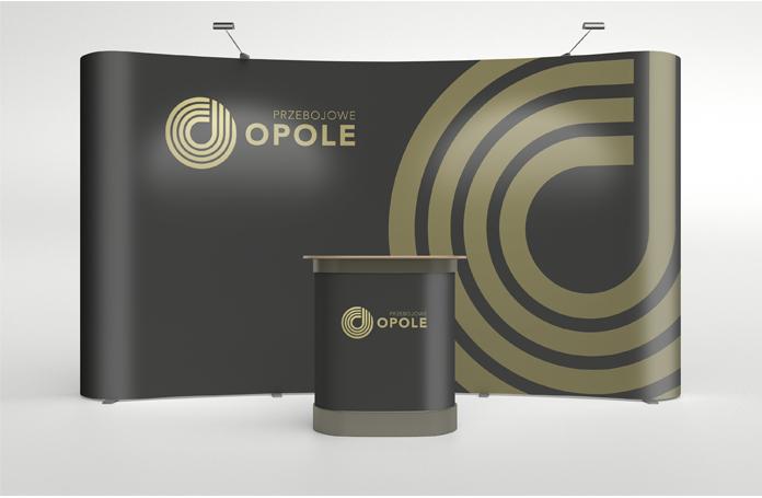 Logo Opola w wersji alternatywnej