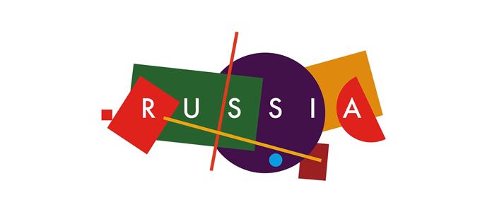 Branding Rosji - marka turystyczna - logo