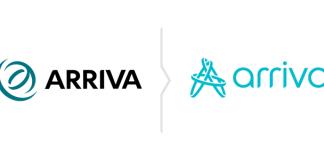 Rebranding Arriva - nowe logo marki