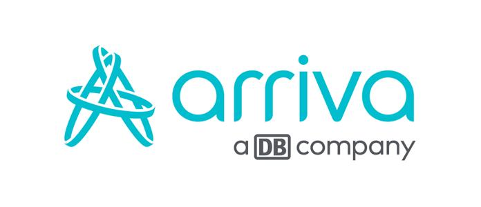 Nowe logo Arriva - rebranding 2018