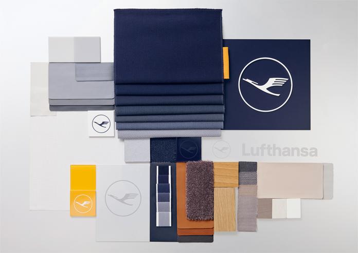 Nowa identyfikacja wizualna marki Lufthansa