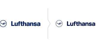 Zmiana logo Lufthansy - lifting