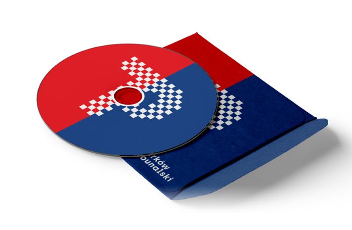 Materiał promocyjny Piotrkowa Trybunalskiego - płyta CD