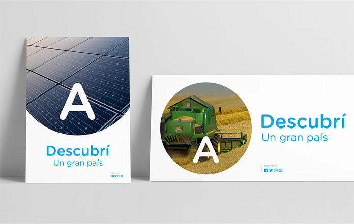 Argentyna rebranding - nowe logo