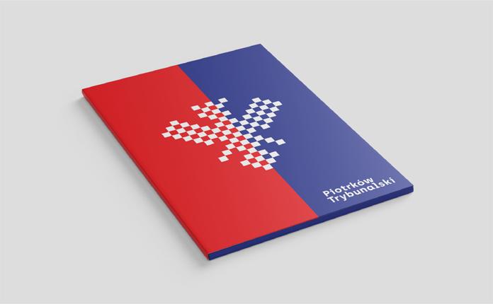 Materiał promocyjny Piotrkowa Trybunalskiego - teczka
