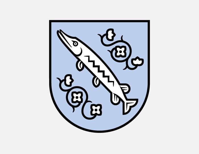 Sygnet heraldyczny Rybnika