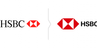 Rebranding HSBC nowe logo