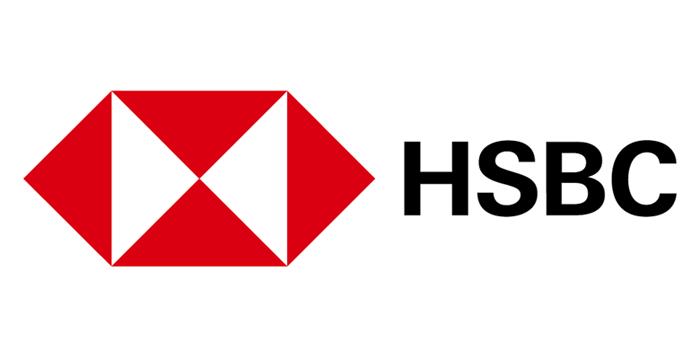 Nowe logo banku HSBC
