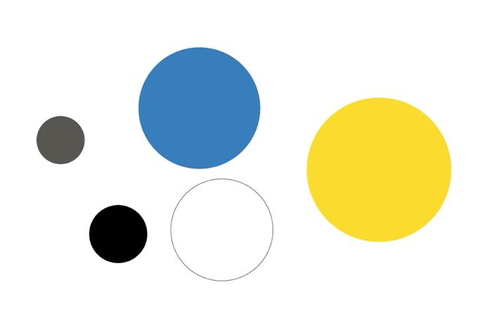 Odświeżona kolorystyka koncernu Vattenfall