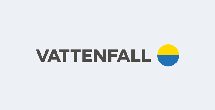 Nowe logo Vattenfall