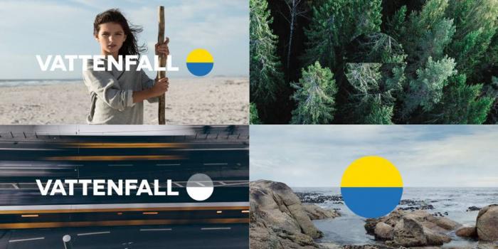 Rebranding Vattenfall