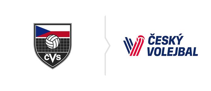 Rebranding czeskiej siatkówki