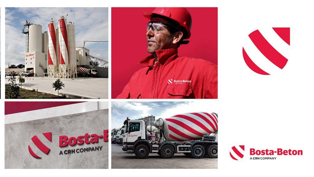 Nowa identyfikacja wizualna firmy Bosta-Beton