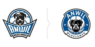 Zmiana logo Anwilu Włocławek