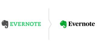 Nowe logo Evernote