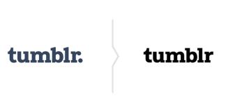 Rebranding Tumblr - nowe logo marki