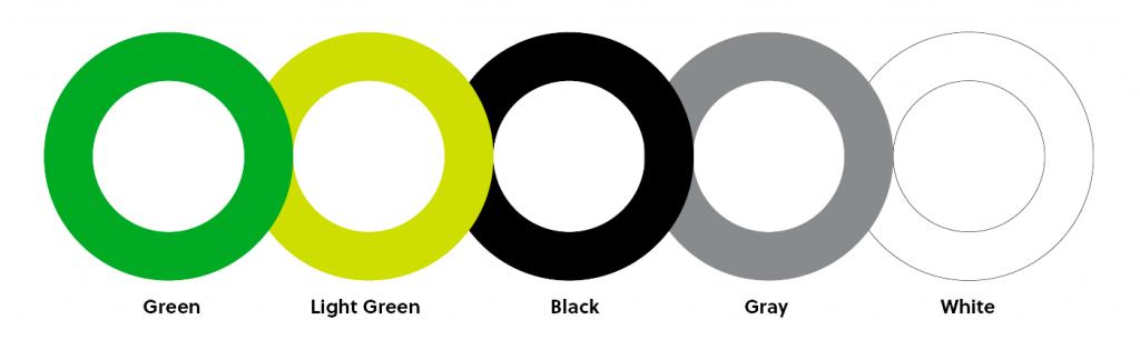 Nowa kolorystyka identyfikacji Evernote