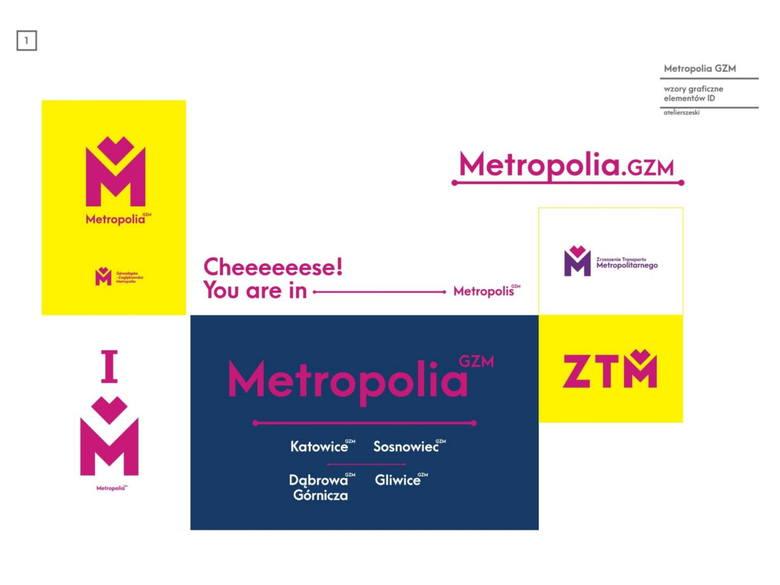 Propozycja identyfikacji Metropolii GZM