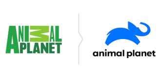 Rebranding Animal Planet - nowe logo 2018