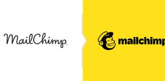 Nowe logo Mailchimp - rebranding marki 2018